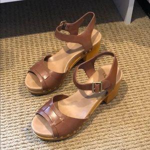Ugg Mary Jane style sandal